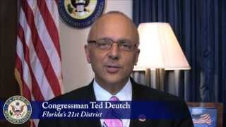 Rep. Ted Deutch Recognizes Hispanic Heritage Month