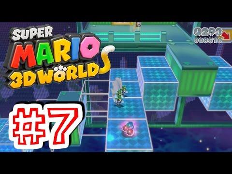 """Super Mario 3D World - osa 7! """"Ymmärrätte jakson pituuden, jos katsotte"""""""