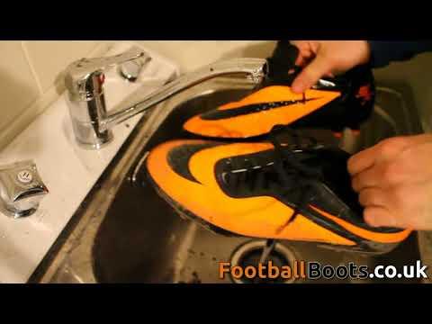 How to Clean the Nike Hypervenom Phantom II - Lightning Storm Edition