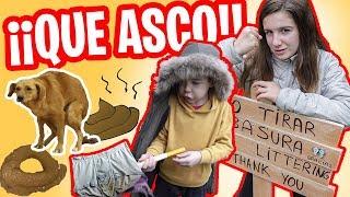 ¡NO PISES LA CACA! Actividades en FAMILIA // Cuidamos el planeta // Familukis