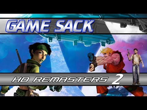 HD Remasters 2 - Game Sack