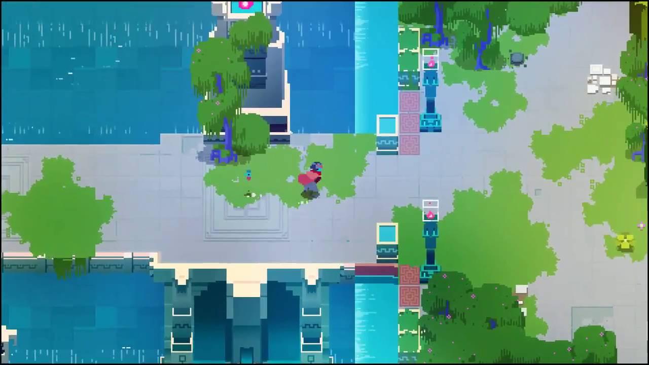 Image result for hyper light drifter gameplay