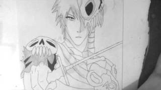 How to draw Hell Armored Ichigo - By KakaArt1