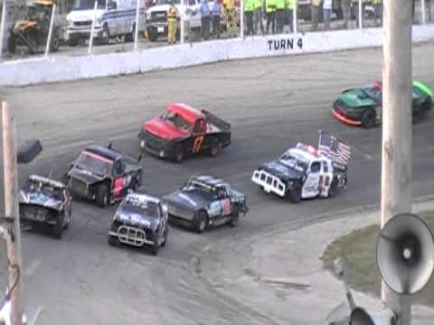 Worst Figure Crash Slinger Super Speedway Ever