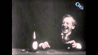 Old Man Drinking a Glass of Beer (1897) - My Drunk  Melody