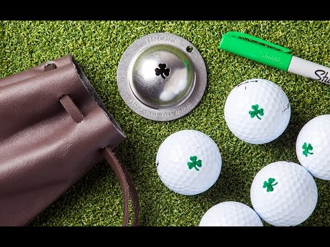 Tin Cup - Personalized Golf Ball Marker