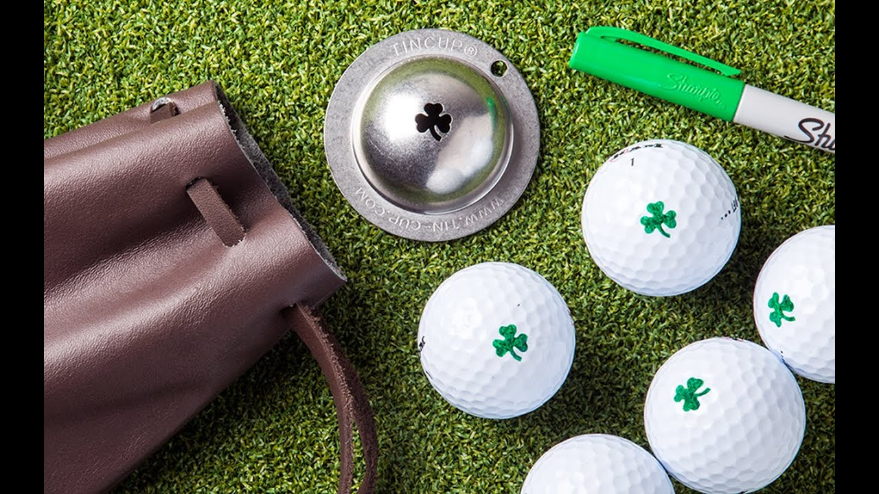ball markers. tin cup - personalized golf ball marker markers