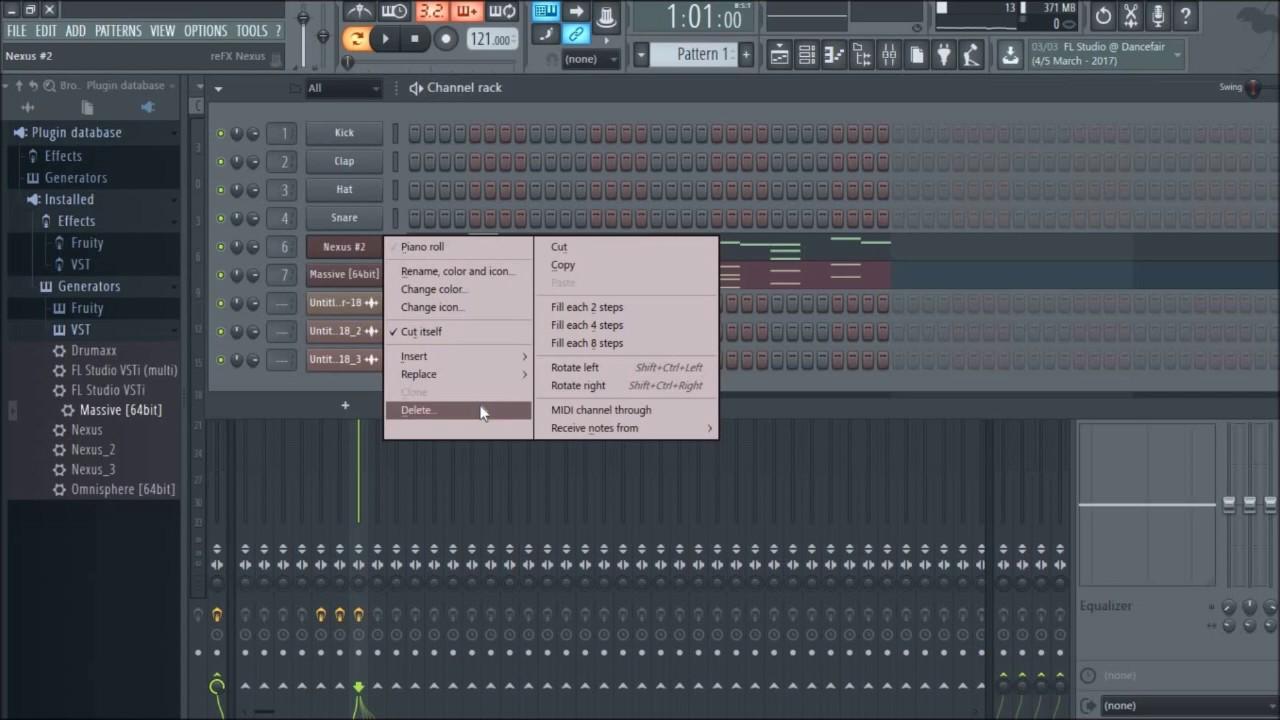how to make brockhampton type beat fl
