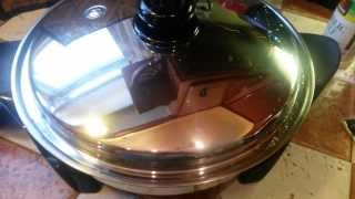 How to Cook FRIED RICE no added salt w/ Saladmas