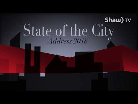 City of Lethbridge - State of the City Address - 2018