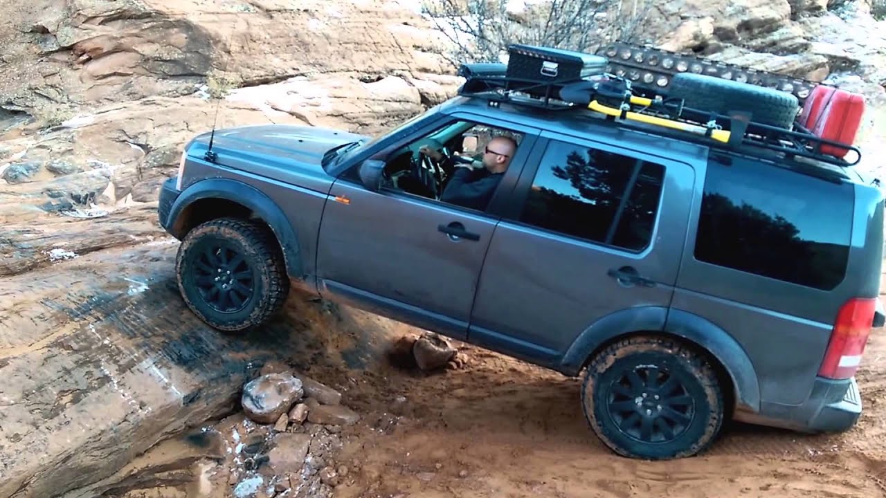 LR3 On Hole In The Rock