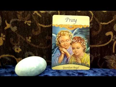 Daily Oracle Card Reading 20th April Pray all signs angel tarot