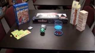 The Gamers Grind Show Ep. 2: Space Theme Games: Cosmic Encounter, Red Shirts, Cosmic Cows
