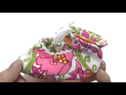 Vera Bradley Mary Jane Soft Shoes (Infant) SKU:#8163860
