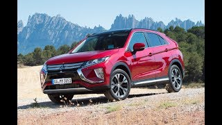 Car And Driver reviews  Mitsubishi Eclipse Cross review