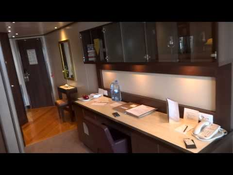 Seabourn Odyssey Penthouse Suite 1019