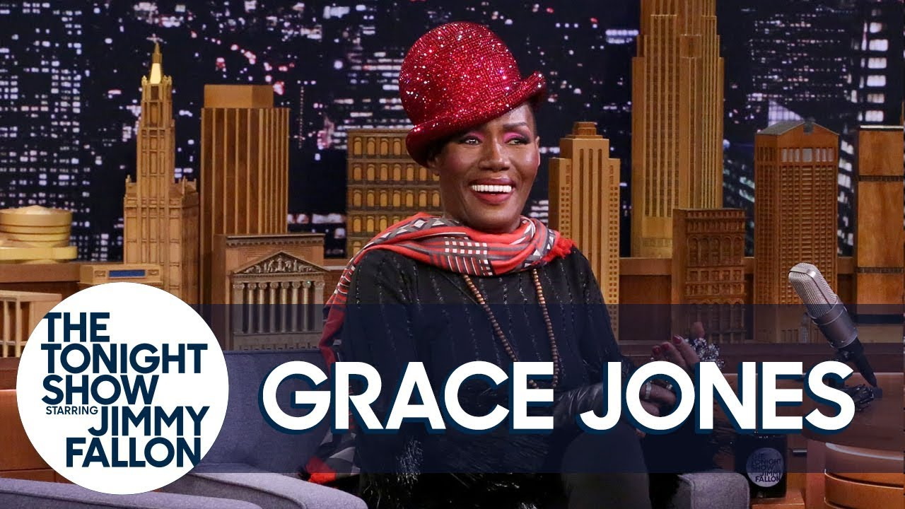 Youtube Grace Jones nude photos 2019