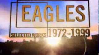 EAGLES SELECTED WORKS 1972 - 1999 GOLDEN DISCS