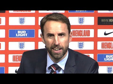 England 3-0 USA - Gareth Southgate Full Post Match Press Conference - International Friendly