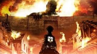 Repeat youtube video ENGLISH -Guren no Yumiya Attack on Titan 10 minute Version