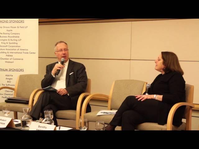 WITA TPP Series: Digital Trade-Amb. Robert Holleyman Q&A pt 4 4/7/16