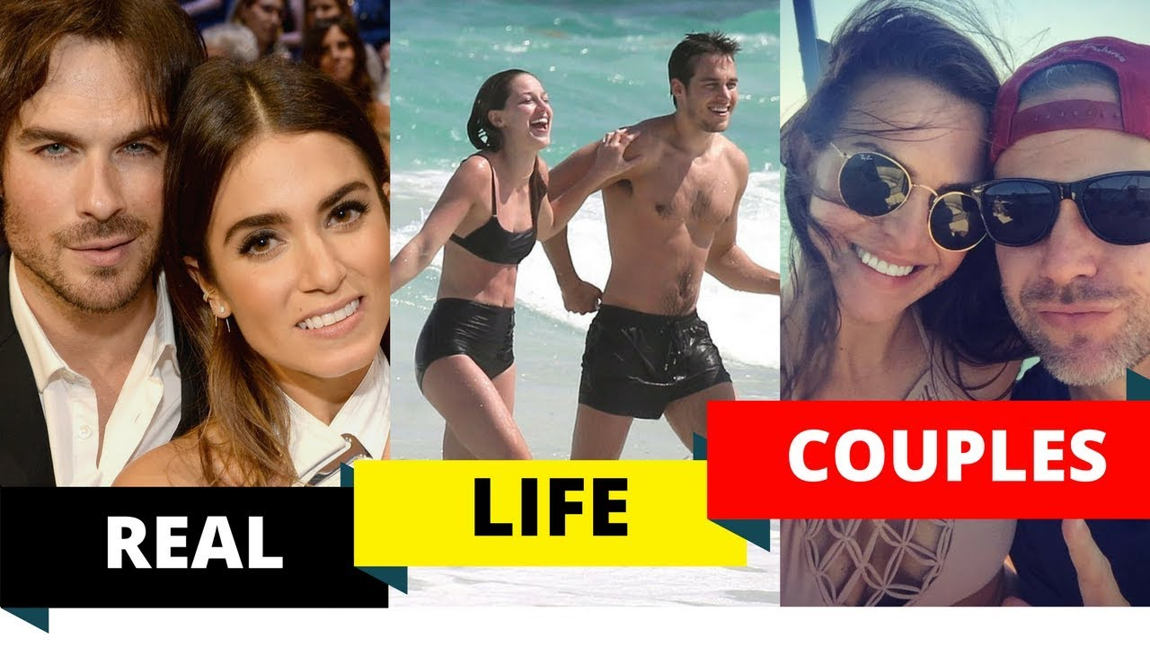 Everything You Need to Know About Paul Wesley s Love Life
