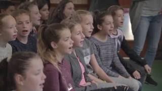 Voorleesactie 2016 Dag van de Duurzaamheid mmv prinses Laurentien, Helga van Leur