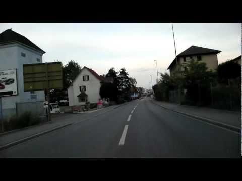 Street View Schweiz Basel-Liestal