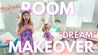 Pre-teen *DREAM* Room Makeover (Disney)