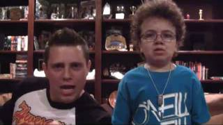 "Watch Me Perform ""I Came To Play"" with WWE's The Miz... and John Mo..."