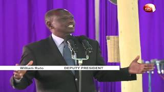 DP Ruto urge leaders to leverage on current political unity and foster development