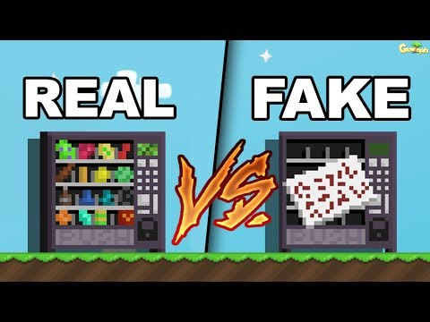 TROLLING VEND SCAM GAME WORLDS!! OMG!! | GrowTopia