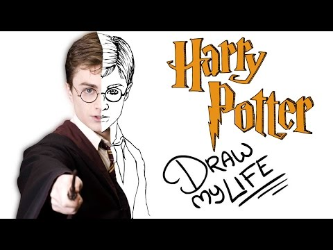 HARRY POTTER | Draw My Life