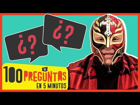 100 Preguntas en 5 Minutos: REY MYSTERIO, Mar 26, 2020