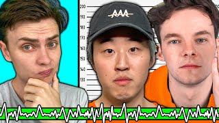 LIE DETECTOR TEST ON STOVE AND RYAN!! (WHO DESTROYED MY LAMBO)