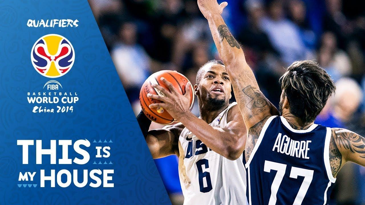 United States v Argentina - Full Game - FIBA Basketball World Cup 2019