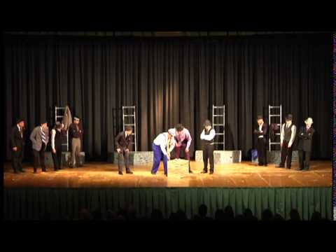 "Brooke High School's ""Guys and Dolls"" Act 2, Part 1"
