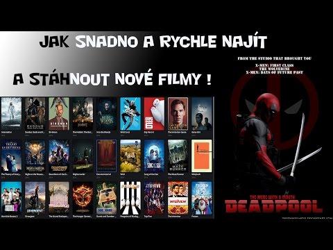 Jak snadno najít a stáhnout nové filmy !