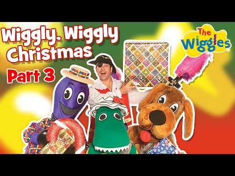 Classic Wiggles: Wiggly, Wiggly Christmas (Part 3 Of 4)