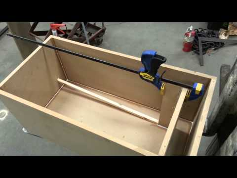 how to build a ported box for 2 15s 2