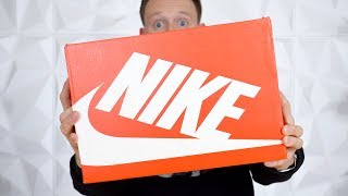 NIKE Sent Me CRAZY Limited Sneakers!