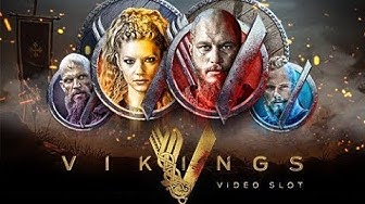 Vikings BIG WIN - NEW Slot from NetEnt - Casino Games from LIVE stream