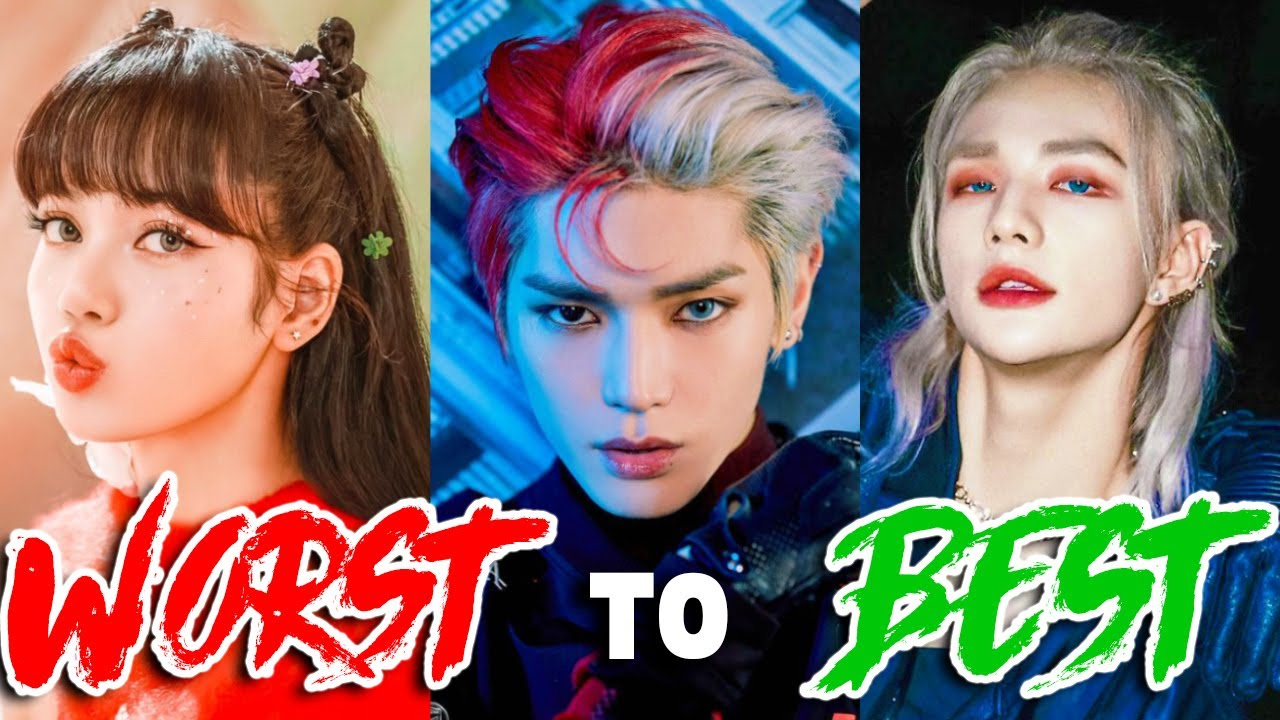LEAST to BEST RAPS in KPOP of 2020! - Best Rap parts in kpop songs of 2020