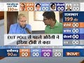 Telangana Elections | Asaduddin Owaisi speaks exclusively to India TV after casting his vote