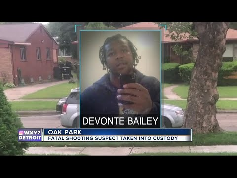 Devonte Bailey Arrested In Oak Park 1 Day After Fatally Shooting Brother-in-law