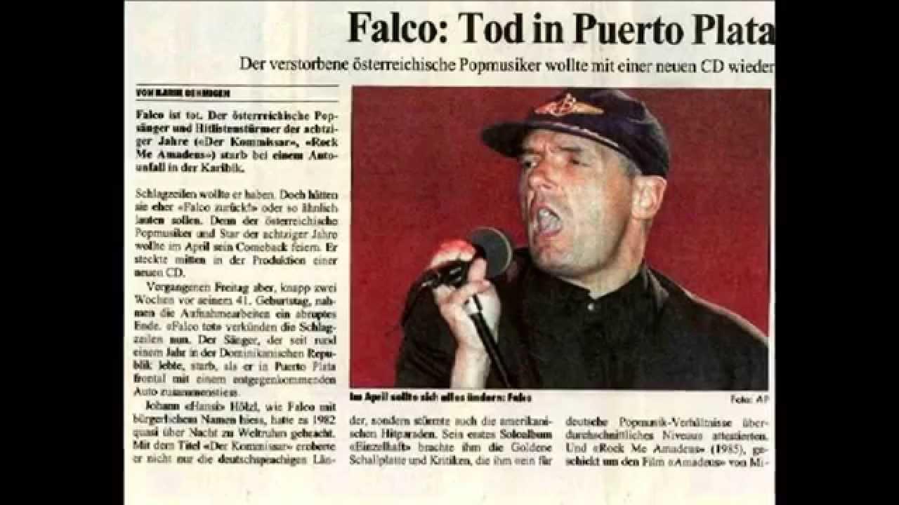 Falco Tod