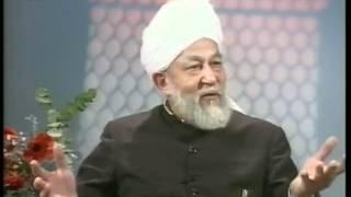 Liqa Ma'al Arab #144 Question/Answer English/Arabic by Hadrat Mirza Tahir Ahmad(rh), Islam Ahmadiyya