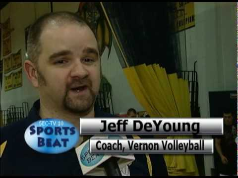Pope John-Vernon Boys Volleyball 5-18-10 North 1 1st Round.mp4