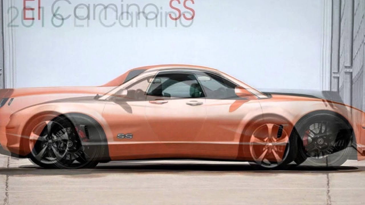 2016 Chevy El Camino ss Car Performance Details