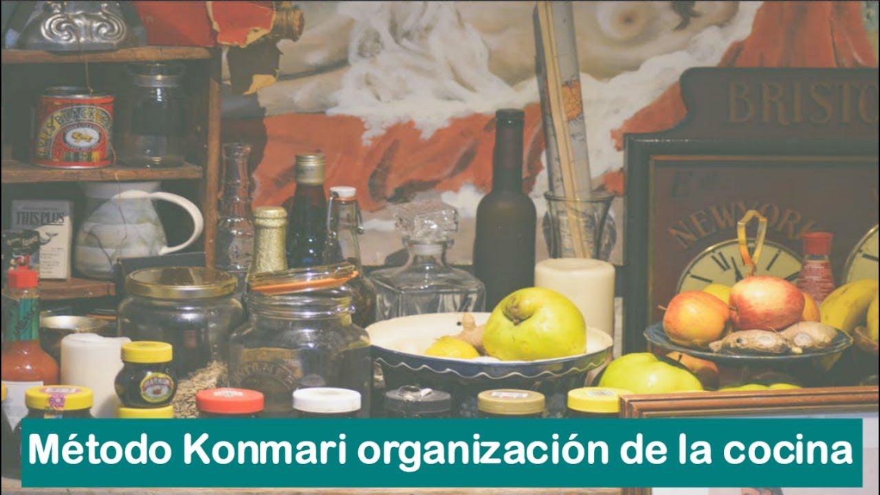 Organizaci n de la cocina metodo konmari por marie kondo - Metodo kondo cucina ...